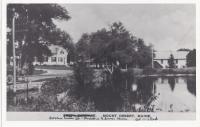 Mount Desert House, Somesville, ca 1900