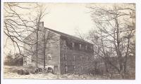 Woolen Mill, Somesville, ca. 1850