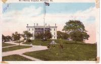 Marine Hospital, Portland, ca. 1925