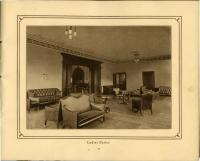 Ladies Parlour, Mechanics Institute, Rumford, 1911