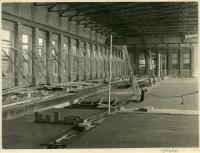 Contruction of A Machine at Oxford Paper Company, Rumford, Maine  1914