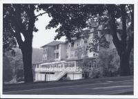 Asticou Inn, Northeast Harbor, ca. 1985