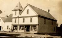 E.W. Wallace store, Millbridge, ca. 1930