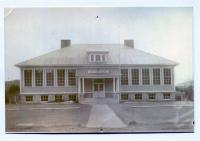West Peru Grammar School, ca. 1940