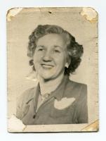 Janice Starbird, Peru, ca. 1950
