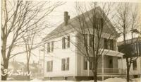 36 Sawyer Street, Portland, 1924