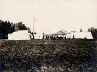 High Head cadet camp, 1896