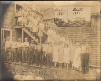 US Peg and Shank Mill, Princeton, 1930