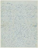 James Hunt to father, Newburyport, 1845