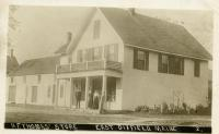 B.F. Thomas Store, East Dixfied, ca 1930