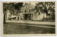 Weld Street, Dixfield, ca. 1930