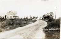 Road to the harbor, ca. 1910