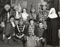 Cast of La Veuve Joyeuse, Lewiston, Maine, 1941