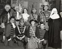 Cast of La Veuve Joyeuse, Lewiston, Maine, 1941