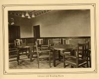 Mechanics Institute Library and Reading Room, Rumford, 1911
