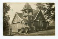 Congregational Church, Mexico, ca. 1904