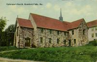 St. Barnabas Episcopal Church, Rumford, ca. 1912