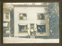 Village Shop, Mexico, ca. 1900