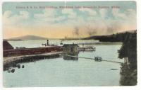 Steamboat Wharf, Greenville Jct., ca. 1900