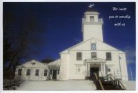 Dixfield Congregational Church, High Street, Dixfield, 2006.