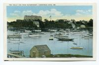 Christmas Cove, the Holly Inn and the Boston Yacht Club, ca 1917