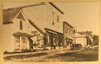 Main Street, Ridlonville, 1937