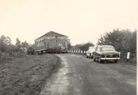 Spurrs Corner School, Otisfield, ca. 1950