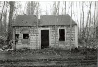 Wardwellville Schoolhouse, Otisfield, 1998