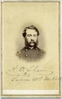 A. O Shaw, 20th Maine Regiment, 1864
