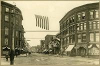 Congress and Hartford Street, Rumford, ca. 1920