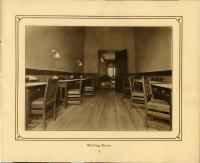 Writing Room, Rumford Mechanics Institute, 1911