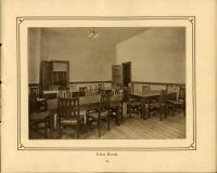 Classroom at Mechanics Institute, Rumford, ME. 1911