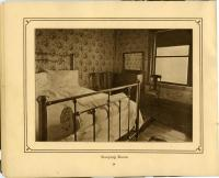 Sleeping Room, Mechanics Institute, Rumford, 1911
