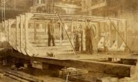 Brown Co. Tug boat, 1926, 1927