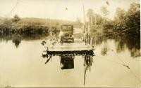 Rumford Point ferry bridge, ca. 1910