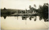 Rumford Point Ferry, Rumford, ca. 1900