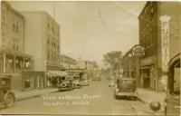 Waldo Street, Rumford, ca. 1920