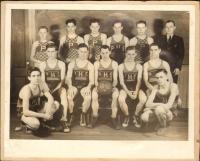 Basketball Team, Princeton, 1941
