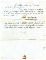 Letter to Wilmot Greenleaf from John McDougall, 1850