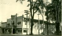 State Theater, Main Street, Bridgton, ca. 1938