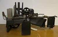 Elliott hand cranked addressing machine, ca. 1925