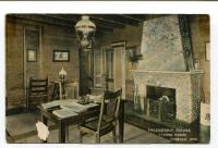 Argyle Inn living room, ca. 1910