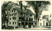 Highland Apartments, Main Street, Bridgton, ca. 1938