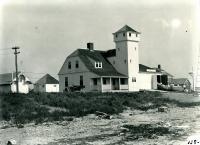 Coast Guard Life Saving Station, Biddeford Pool, ca. 1917