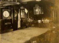Interior view of Chas. W. Parker, Jr., ca. 1909
