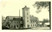 Gibbs Mill, Main Street, Bridgton, ca. 1938