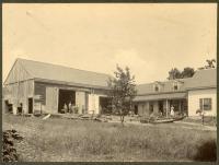 John Rice Flint house, Monson, ca. 1890