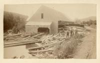 Richards Mill, Hale, ca. 1890