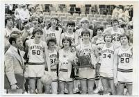 Rumford High School Basketball State Champs, 1976
