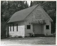 Long School/Finnish Farmers Club, Monson,  1970